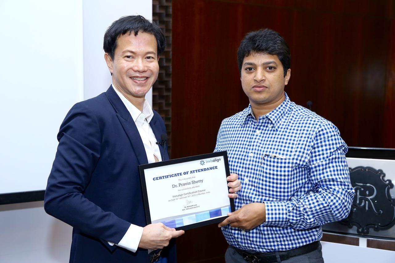 Dr. Pravin Shetty Award